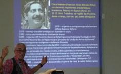Chico Mendes é uma das referências do pesquisador