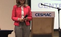 Professora Laís Záu será palestrante no evento