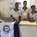 Projetos sustentáveis são apresentados na Mostra de Robótica da SBPC Jovem