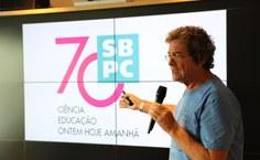 Ildeu Moreira, presidente da SBPC (Foto - Museu do Amanhã).JPG