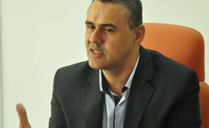 Vice-reitor da Ufal e coordenador da Comissão Executiva Local da 70ª Reunião da SBPC, José Vieira Cruz (Foto: Letícia Sant'Ana)