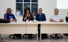 Mesa-redonda Desafios da Garantia da Inclusão através das políticas de cotas: Um diálogo sobre democracia