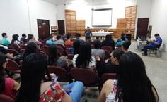 Mesa-redonda As implicações da reforma do ensino médio para a educação brasileira. Foto: André Miranda