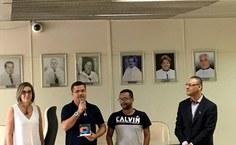 Reunião de avaliação. Foto: Diana Monteiro