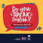 Inglês sem Fronteiras abre inscrições para cursos até a próxima segunda