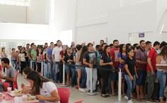 RU do Campus do Sertão foi entregue na última tre (29). Fotos: Thiago Prado