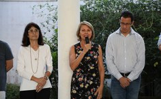 "Valéria Correia, ""entrega do Laif é importante para a universidade e para a sociedade"""