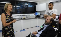 Laif será importante para pesquisas de combate à doença ELA