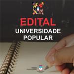 Pró-reitoria de Extensão lança edital Universidade Popular