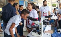 Expedição da Ufal em Traipu (Foto: Manoel Oliveira Jr)