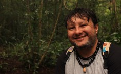 Professor Maxwell Morais de Lima, organizador do livro