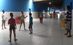 Atividades em Barra de Santo Antônio.Foto: Arquivo Pessoal