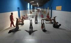 Oficina em escola na Barra de Santo Antônio-AL. Foto: Arquivo Pessoal