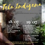 Projeto de extensão exibe produções audiovisuais sobre a cultura indígena