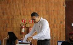 Candidato José Vieira, chapa 4