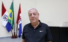 Presidente do Cogecom, Márcio Guerra. Foto: Thiago Prado