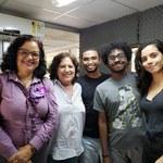 Ufal e Sociedade entrevista Ana Maria Vieira e alunos de extensão