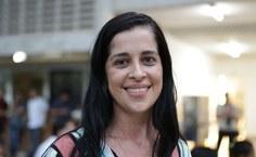 Aldiane Tenório,  técnica em assuntos educacionais do Campus Arapiraca