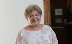 Ana Dayse, secretária de Educação de Maceió e reitora honorária da Ufal (Foto: Blenda Machado)