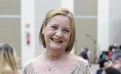 Delza Gitaí, primeira reitora eleita em consulta pública na Ufal (Foto: Blenda Machado)