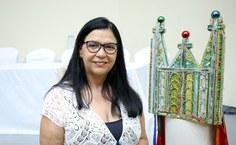 Diretora do Instituto de Educação Física e Esporte, Leonéa Santiago (Foto: Renner Boldrino)
