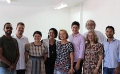Gestão da Ufal acompanha reformas realizadas no Campus A.C. Simões