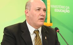 Discurso do reitor Josealdo Tonholo em cerimônia de posse no MEC