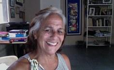 Professora Solange Bessa, do Instituto de Física