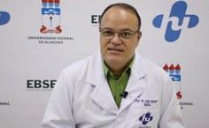 Célio Rodrigues, superintendente do HU