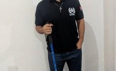 Felipe Neves, estudante de Letras-Espanhol