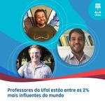 Professores da Ufal estão entre os 2% mais influentes do mundo