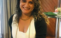 Coordenadora de Pesquisa, Magna Moreira