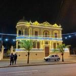 Museu Théo Brandão se enfeita de luzes para o Natal da Avenida da Paz