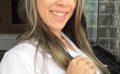 médica veterinária e pesquisadora Evelyne Marques de Melo