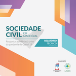 Ufal divulga relatório de pesquisa sobre sociedade civil e pandemia