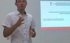 Eugênio Bulhões, autor do livro