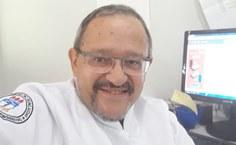 Professor Jorge Alberto Gonçalves, diretor da Foufal