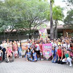 Bloco Unidos da Pessoa Idosa abre festejos de carnaval na Reitoria