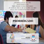 Conexões de saberes prorroga prazo para homologação de documentos