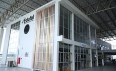 Sede da Edufal no Campus A.C. Simões, em Maceió