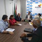 Gestores da Ufal e do HU buscam parcerias para área de saúde