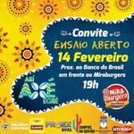 Grupo Abi Axé se prepara para o carnaval em Delmiro Gouiveia