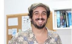João Campos e Silva, pesquisador da Ufal