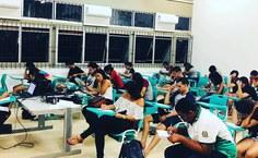 Curso preparatório para o Enem atende a 300 estudantes