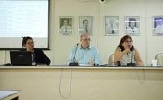 Sessão ordinária foi a primeira da gestão de Tonholo e Eliane