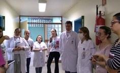Hospital destinou oito leitos exclusivamente para atender a demanda de possíveis infectados pelo Covid-19