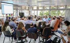Gestores da Ufal e do Hospital Universitário participaram da reunião