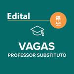 Ufal publica edital para seleção de professor substituto