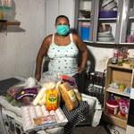 Equipes da Nutrição realizam entrega de doações em comunidades