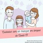 Lançada cartilha sobre cuidados com as crianças em tempos de covid-19